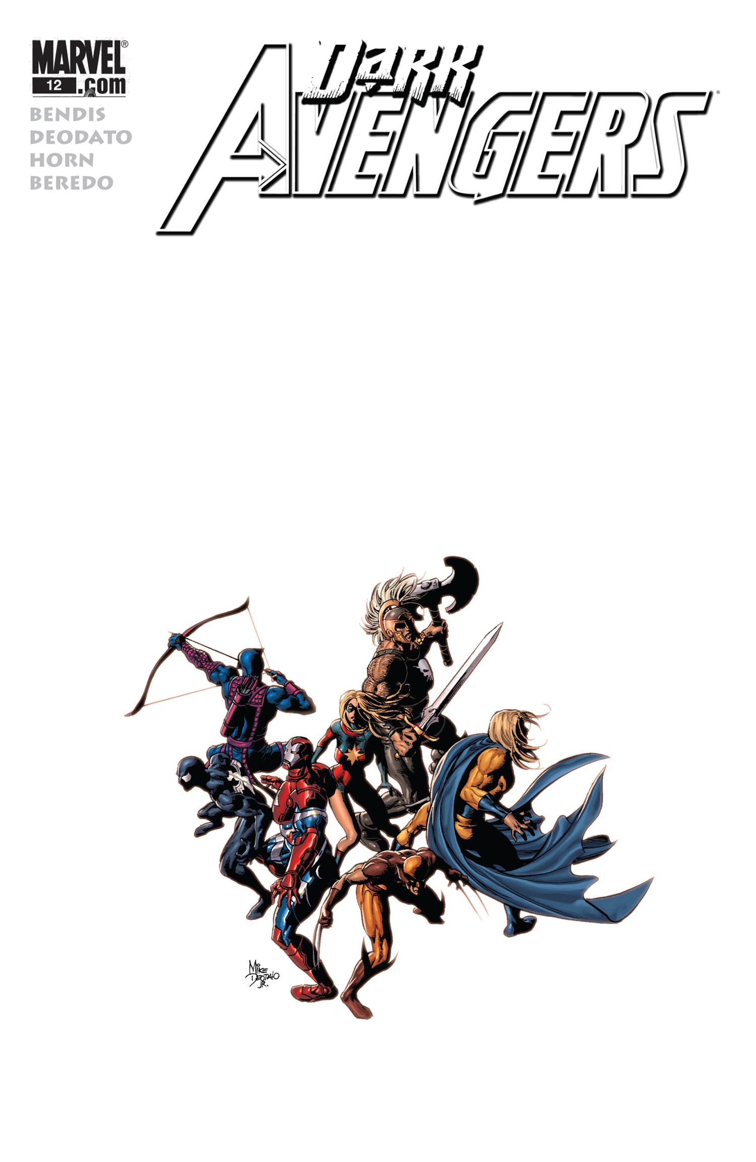 Dark Avengers (2009) #12