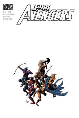 Dark Avengers #12