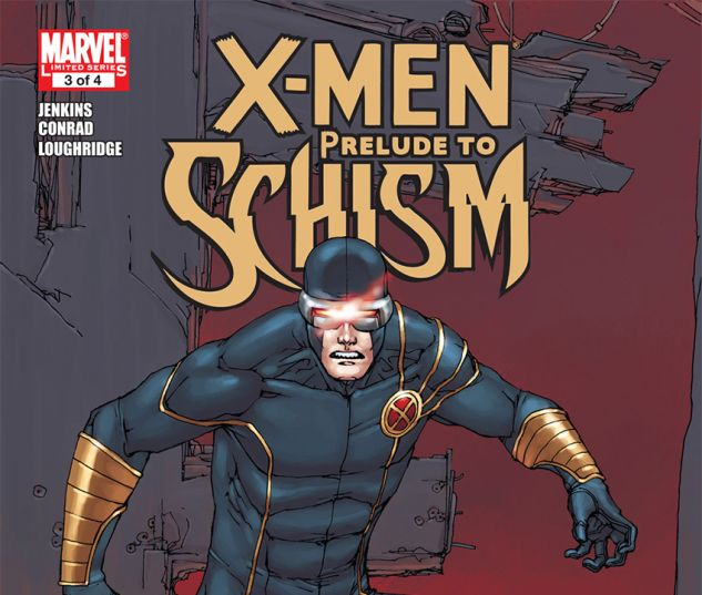 X-Men: Prelude to Schism 003 Cover Art