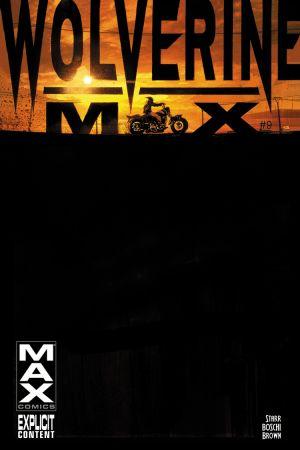 Wolverine Max (2012) #9