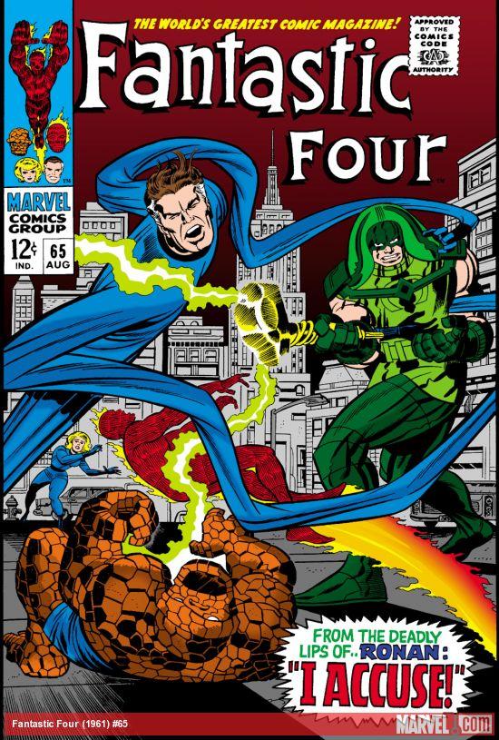 Fantastic Four (1961) #65
