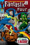 Fantastic Four (1961) #65 Cover