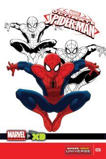 Marvel Universe Ultimate Spider-Man #26