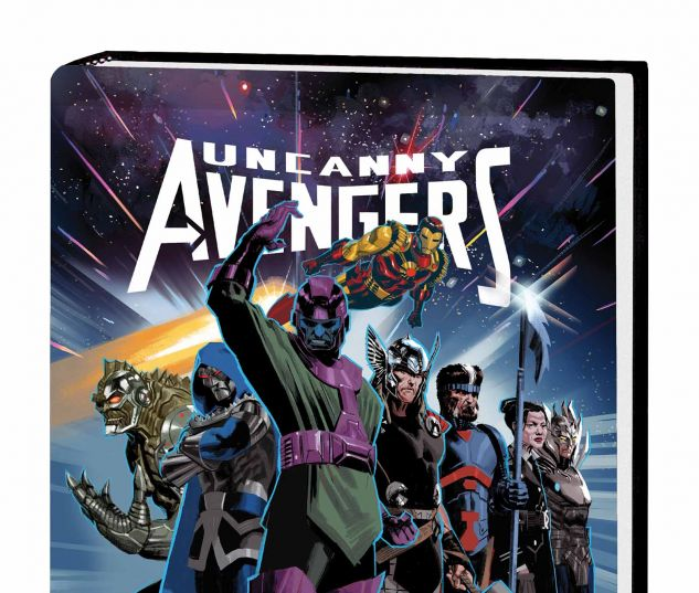 UNCANNY AVENGERS VOL. 4: AVENGE THE EARTH PREMIERE HC (MARVEL NOW, WITH DIGITAL CODE)