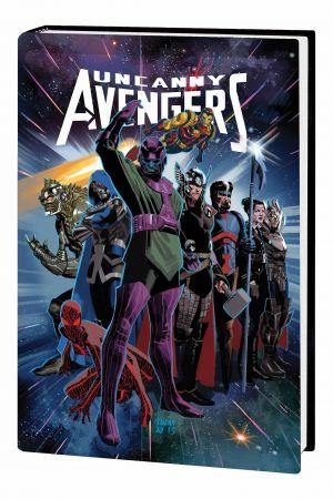 Uncanny Avengers Vol. 4: Avenge the Earth (Hardcover)