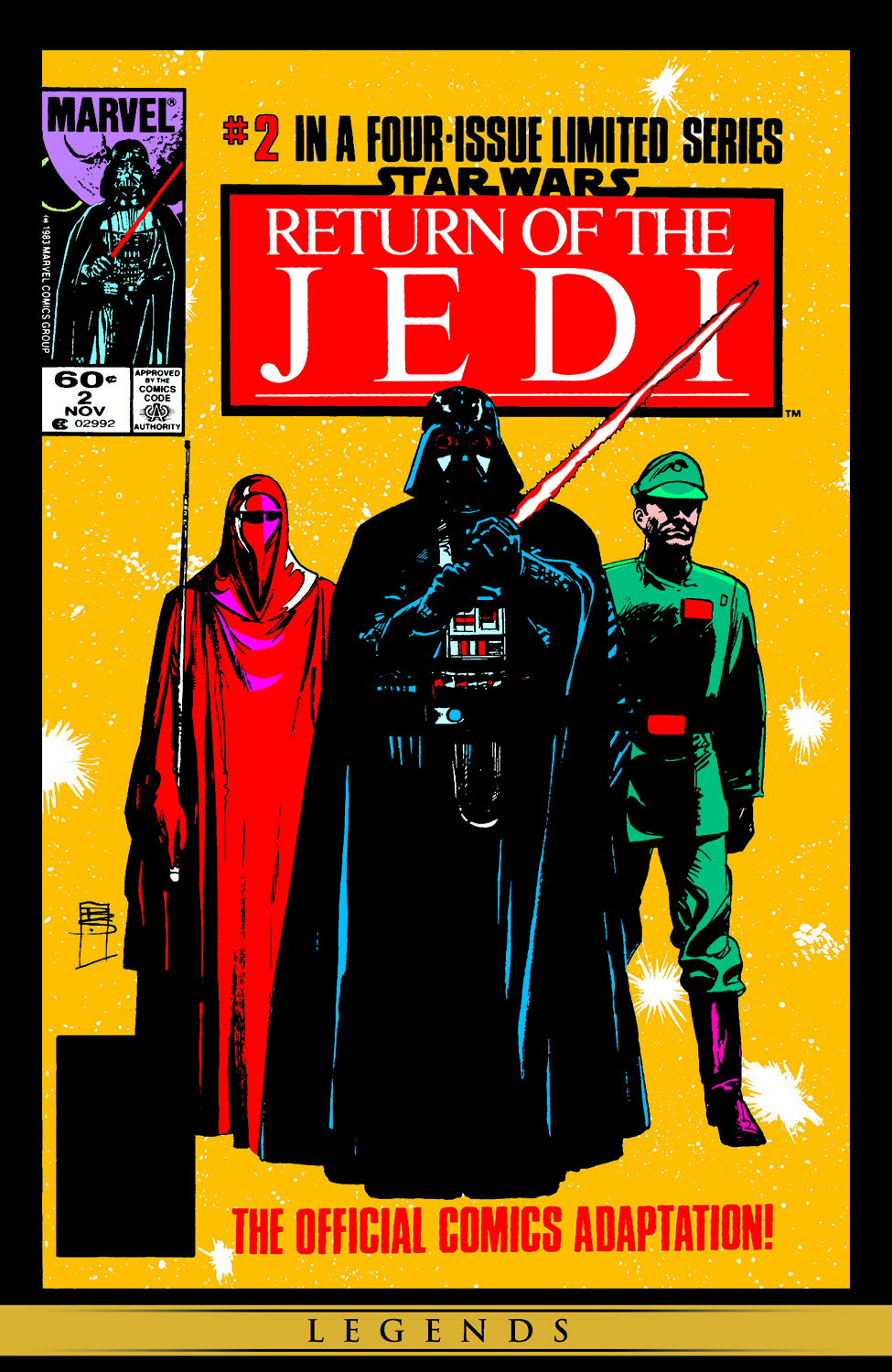 Star Wars: Return Of The Jedi (1983) #2