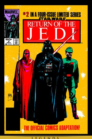 Star Wars: Return Of The Jedi #2