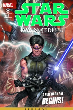 Star Wars: Dawn Of The Jedi - Force Storm #5