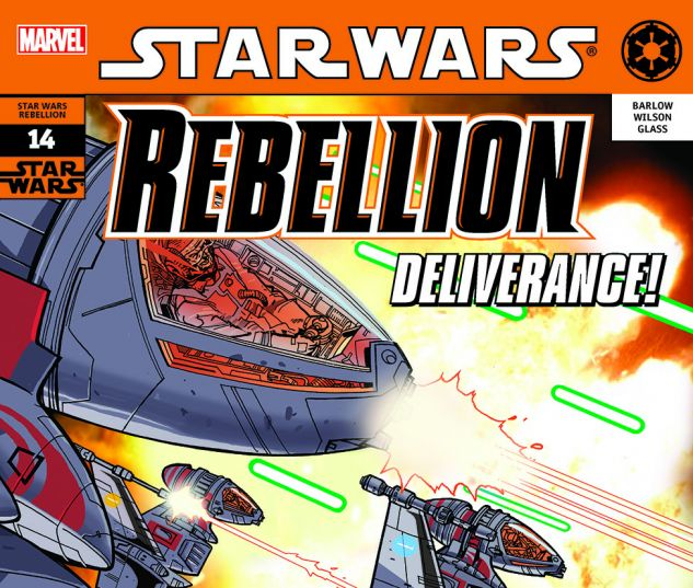Star Wars: Rebellion (2006) #14