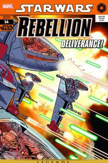 Star Wars: Rebellion (2006) #14
