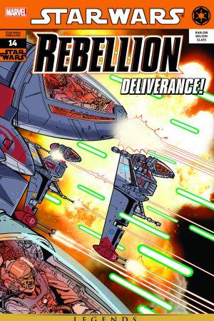 Star Wars: Rebellion #14