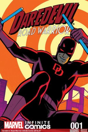 Daredevil: Road Warrior Infinite Comic (2014)