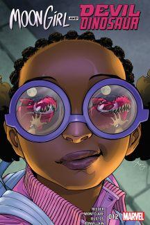 Moon Girl and Devil Dinosaur (2015) #12