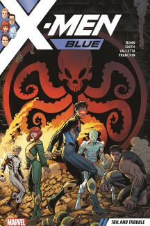 X-Men Blue Vol. 2: Toil and Trouble (Trade Paperback)