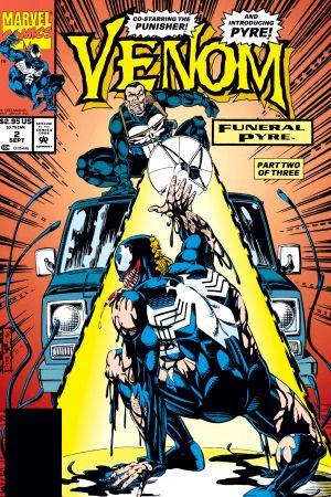 Venom: Funeral Pyre #2