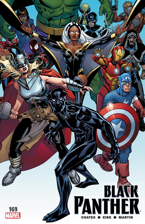 Black Panther (2016) #169