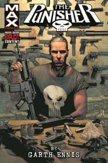 Punisher Max by Garth Ennis Vol. 1 (Hardcover)