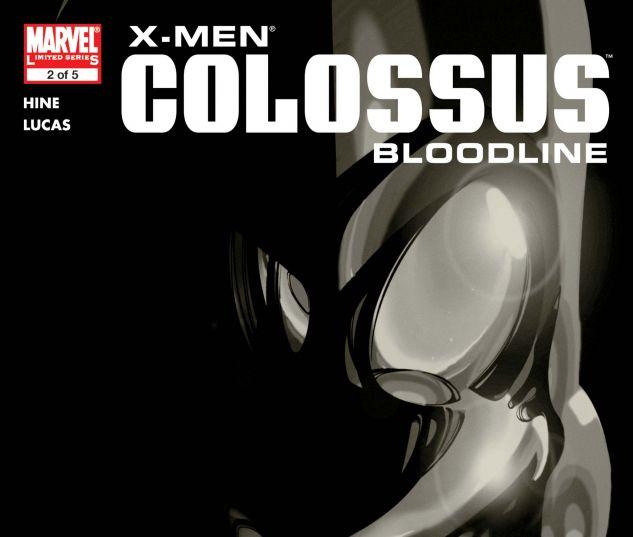 X-Men: Colossus Bloodline (2005) #1