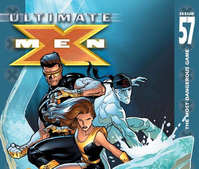 ULTIMATE X-MEN (2000) #57