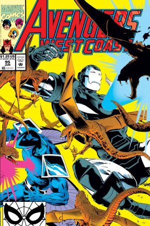 West Coast Avengers (1985) #95