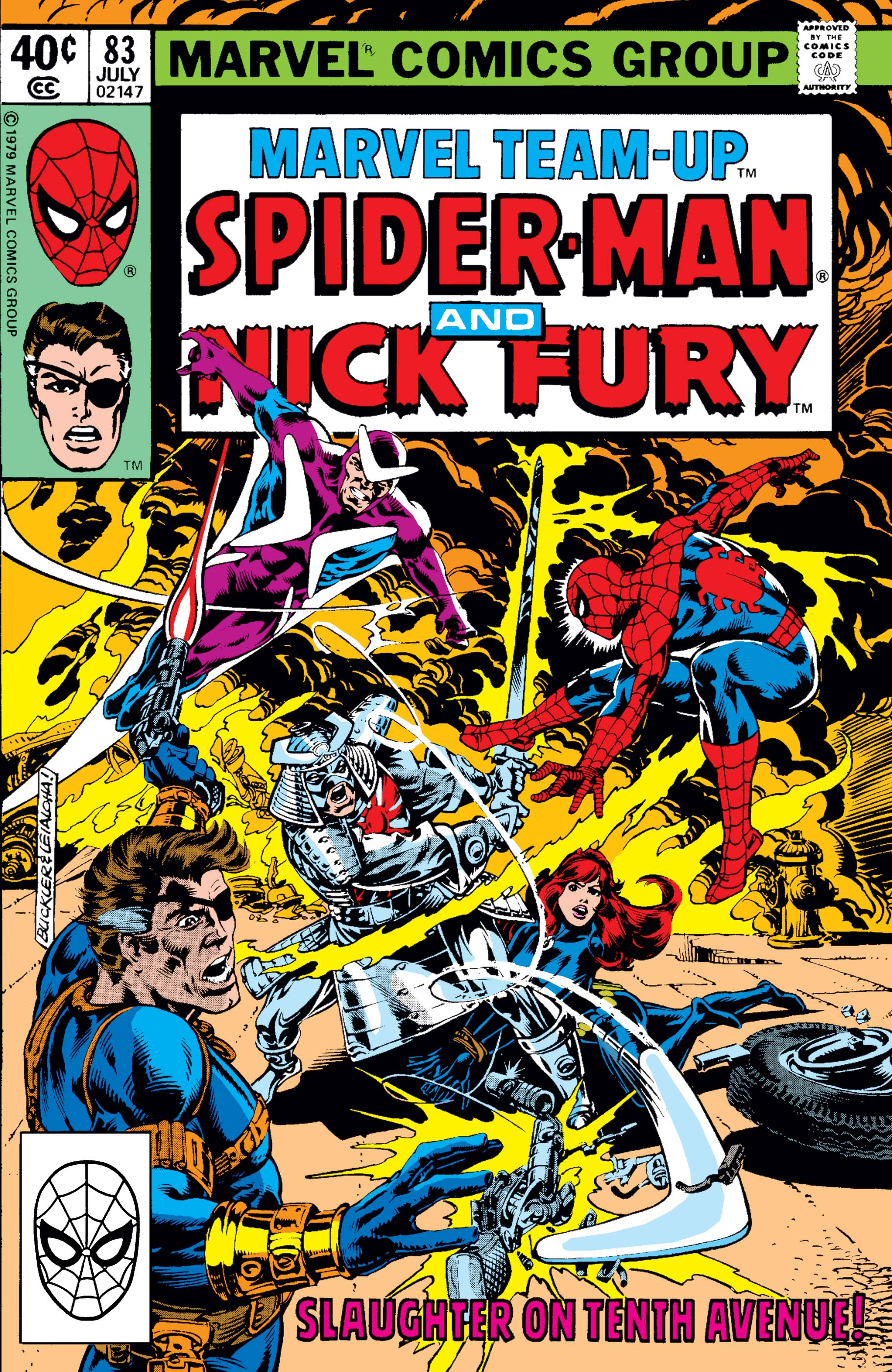 Marvel Team-Up (1972) #83