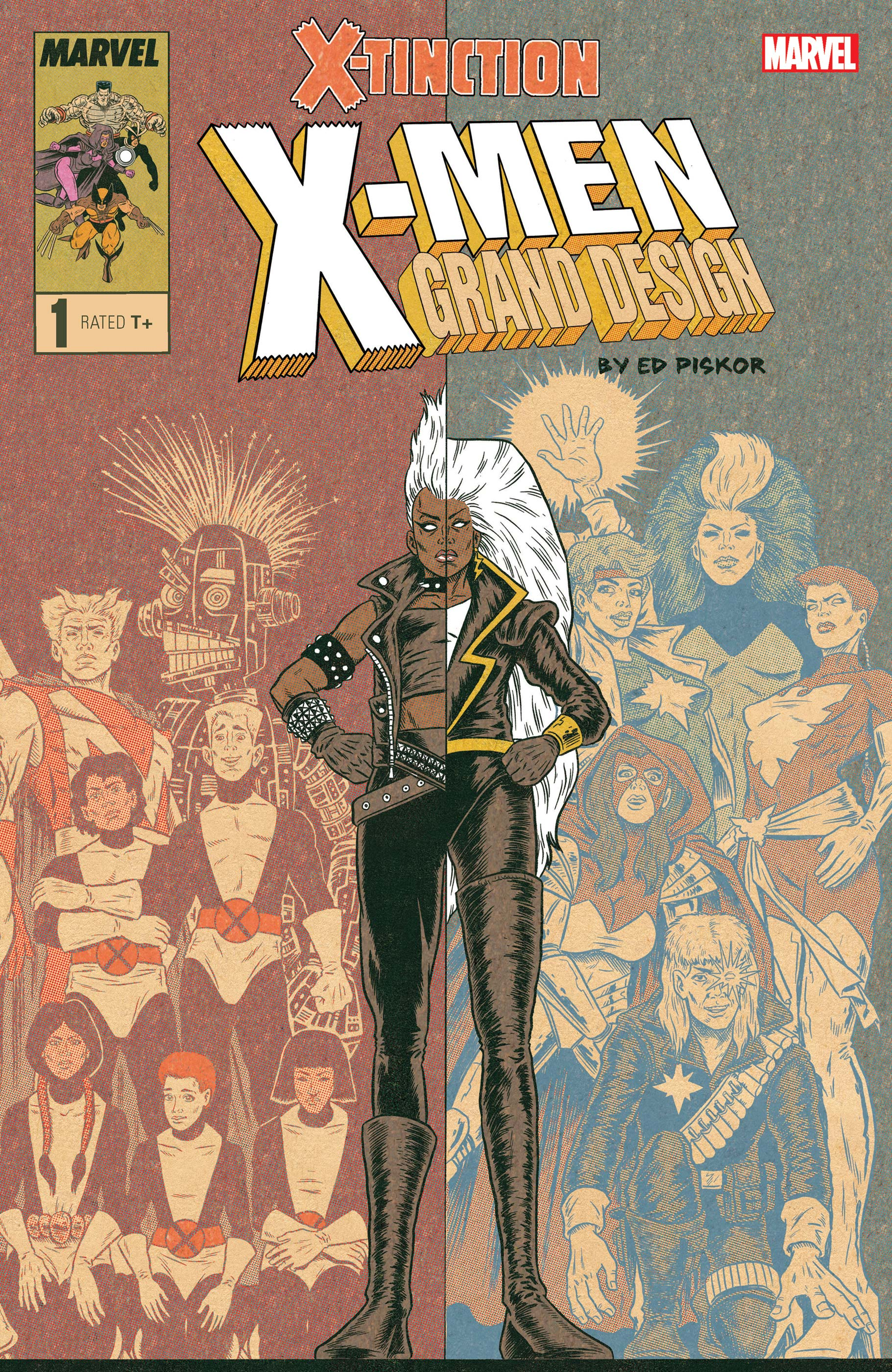 X-Men: Grand Design – X-Tinction (2019) #1