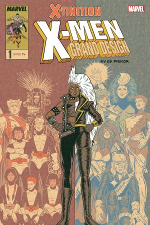 X-Men: Grand Design – X-Tinction #1