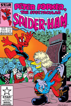 Peter Porker, the Spectacular Spider-Ham #14