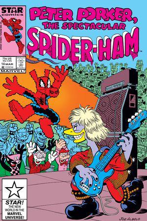 Peter Porker, the Spectacular Spider-Ham (1985) #14