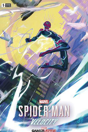 Marvel's Spider-Man: Velocity #5  (Variant)