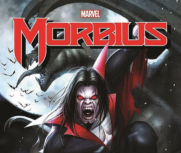 MORBIUS: PRELUDES AND NIGHTMARES TPB #1