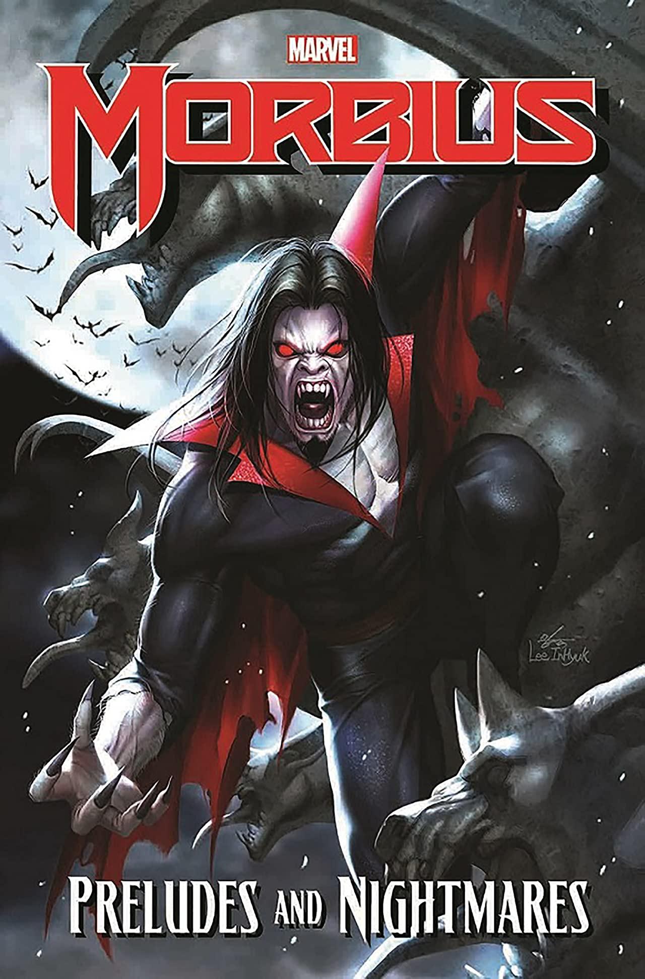 Morbius: Preludes And Nightmares (Trade Paperback)