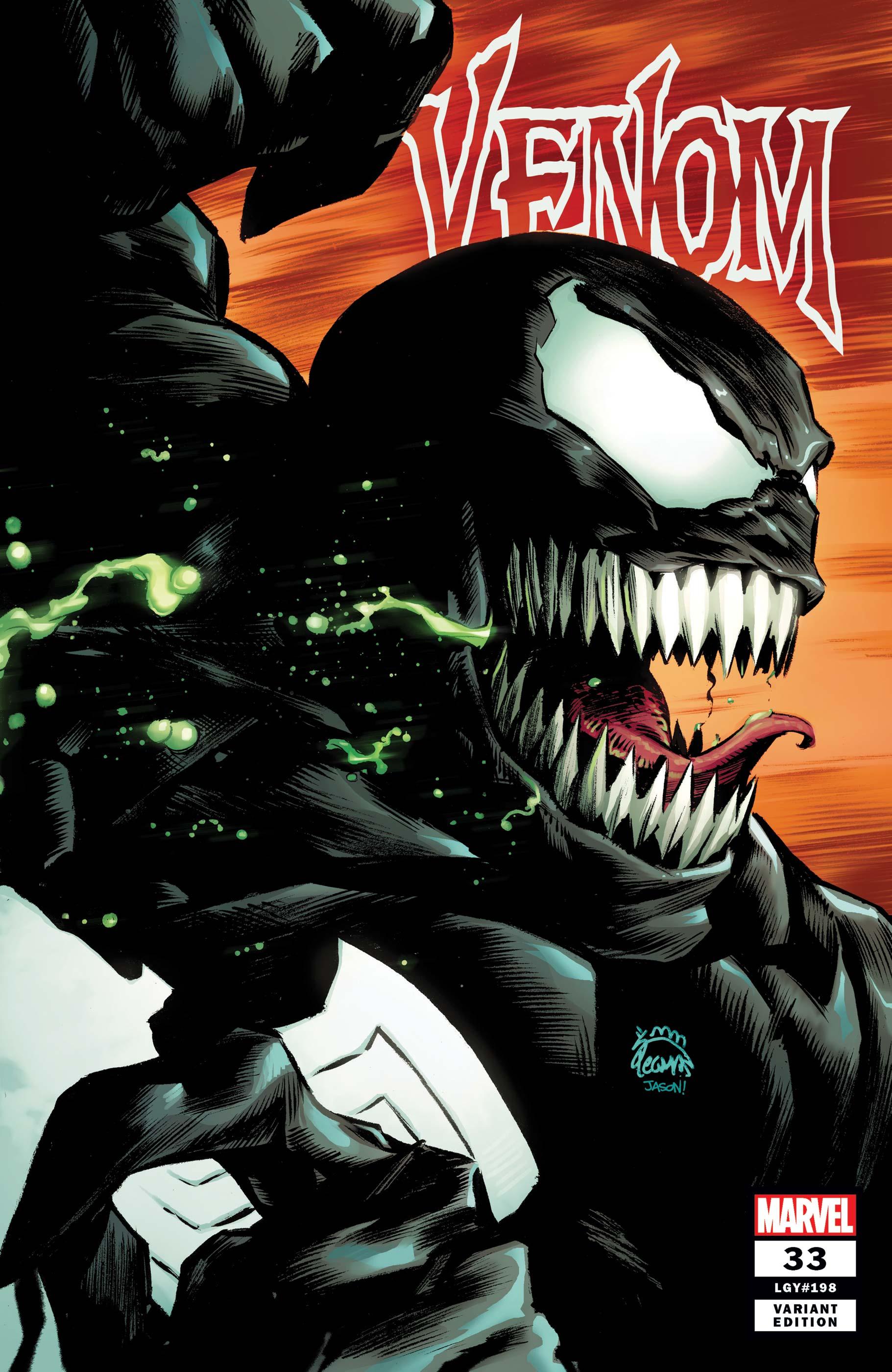 Venom (2018) #33 (Variant)