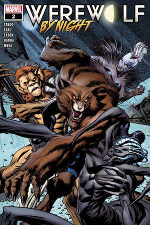 Werewolf by Night (2020) #2