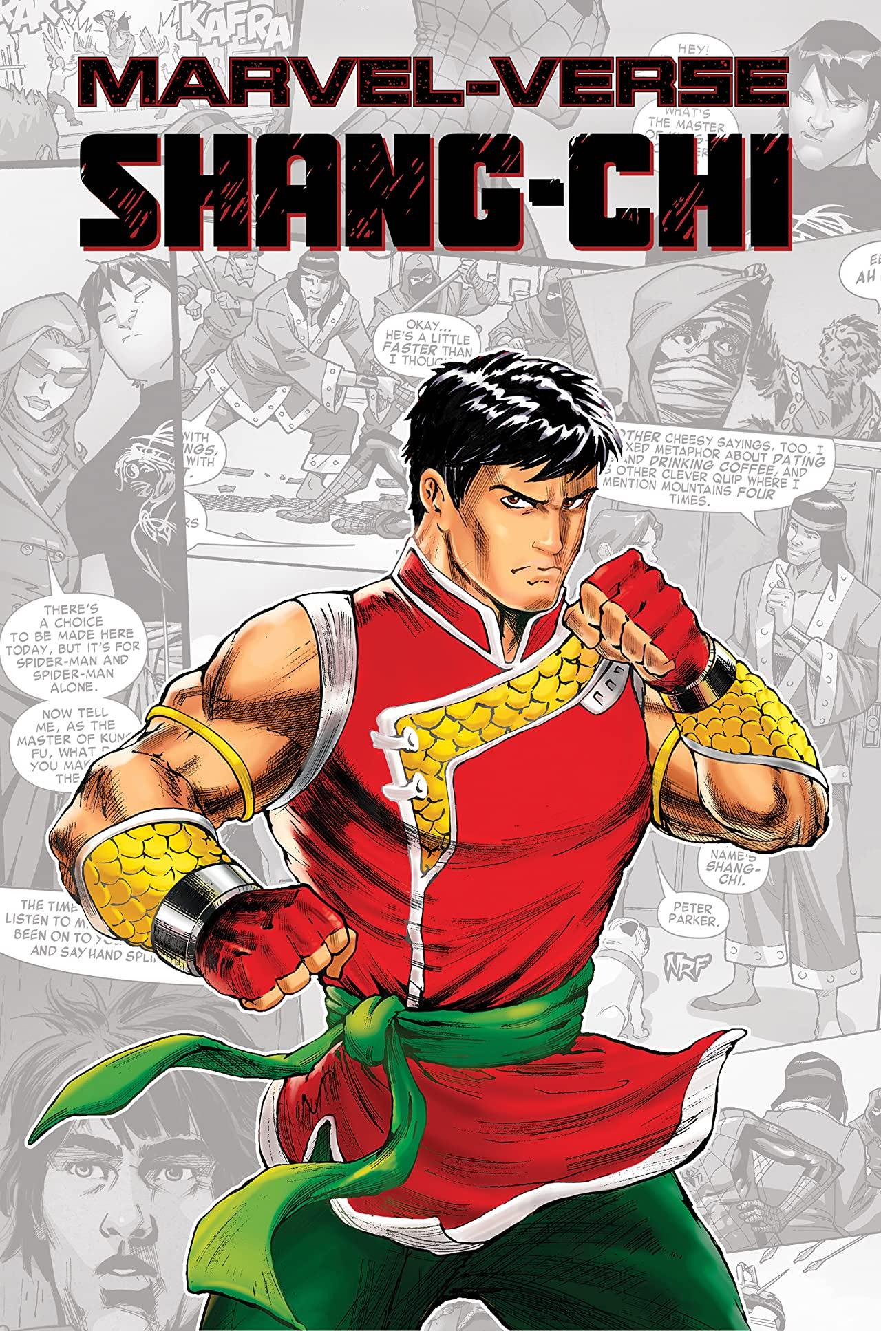 Marvel-Verse: Shang-Chi (Trade Paperback)