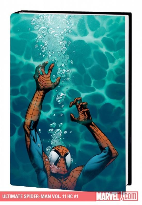 Ultimate Spider-Man Vol. 11 (Hardcover)