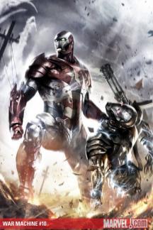 War Machine #10