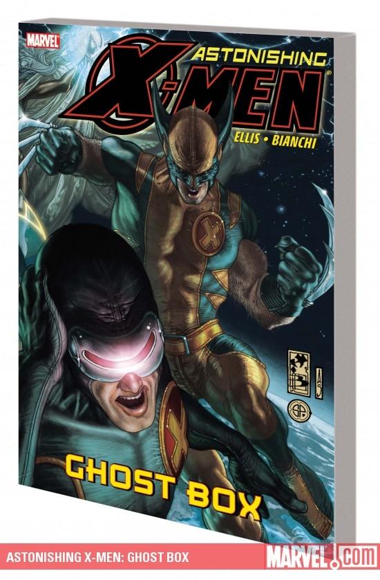Astonishing X-Men: Ghost Box (Trade Paperback)