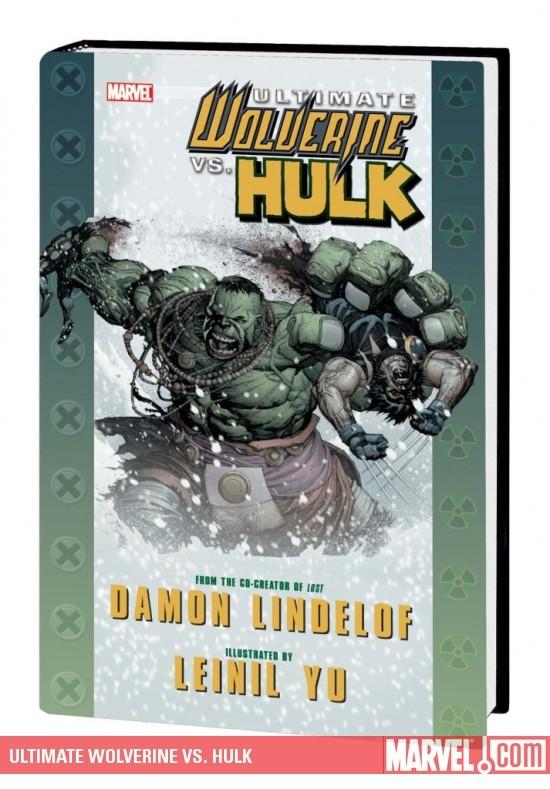 Ultimate Wolverine Vs. Hulk (Hardcover)