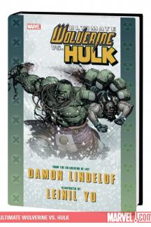 Ultimate Wolverine Vs. Hulk (Hardcover)