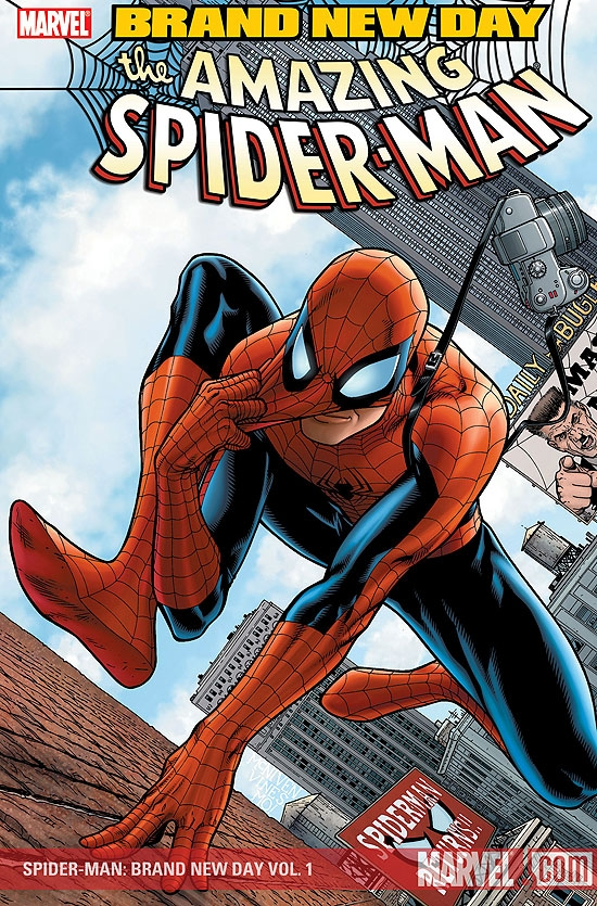 Spider-Man: Brand New Day Vol. 1 (Trade Paperback)