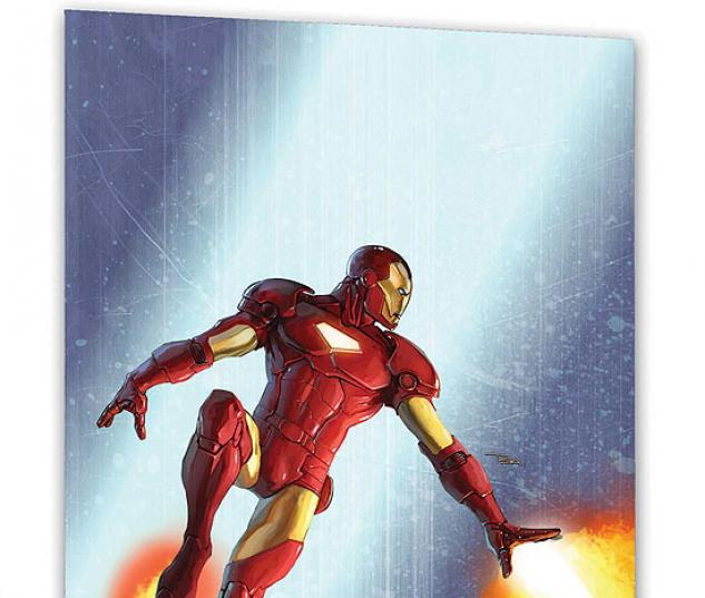 MARVEL ADVENTURES IRON MAN: ARMORED AVENGER #1