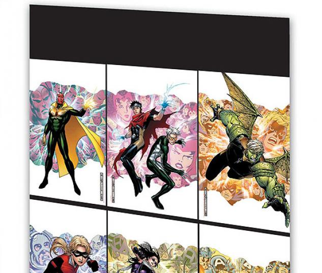 YOUNG AVENGERS PRESENTS #0