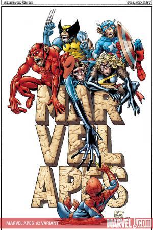 Marvel Apes #2  (JIMENEZ VARIANT)