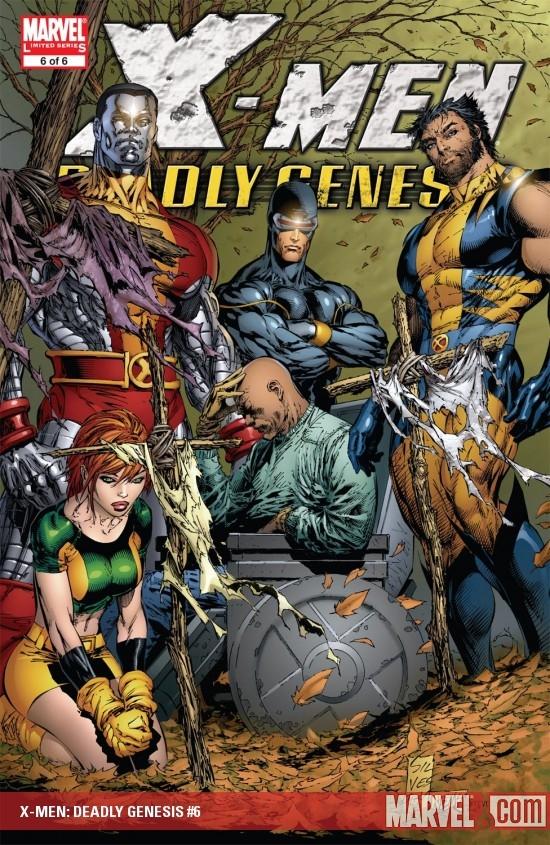 X-Men: Deadly Genesis (2005) #6