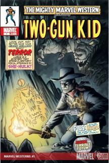 Marvel Westerns #5