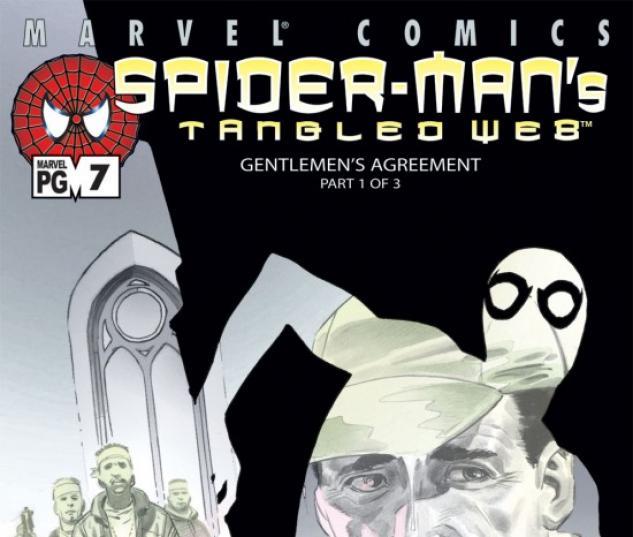 Spider-Man's Tangled Web (2001) #7
