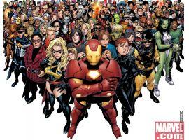 Avengers: The Initiative #1
