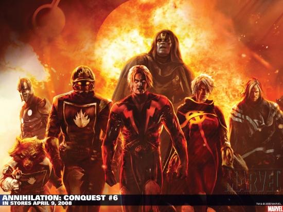 Annihilation: Conquest (2007) #6 Wallpaper