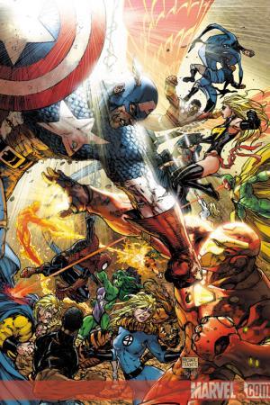 Civil War (2006) #7 (Turner Variant)